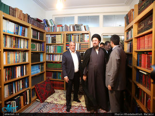 خانه موزه آیت الله هاشمی