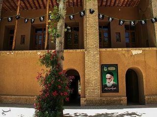 خانه امام خمینی(ره) در شهر خمین