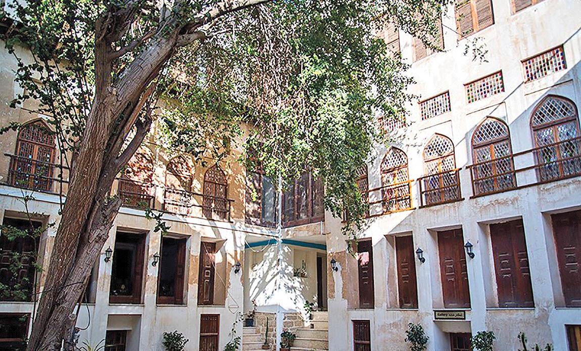 دیدار با عمارتی که نماینده معماری بوشهری است