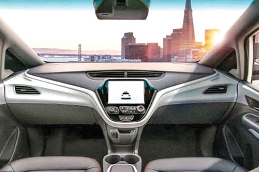 خودروهای بدون فرمان سال آینده عرضه میشوند