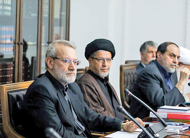 جلسه شورایعالی انقلاب فرهنگی به ریاست لاریجانی برگزار شد
