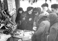 دوران گرسنگی و انقلاب اکتبر