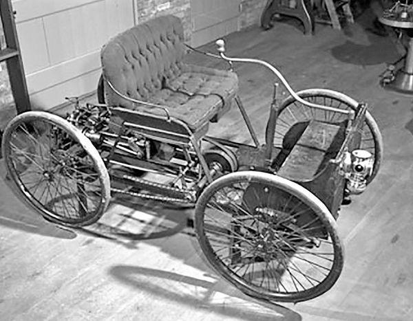 ساخت نخستین خودرو فورد برای کمدرآمدها