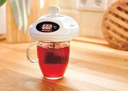 دستگاه اعلام زمان نوشیدن چای