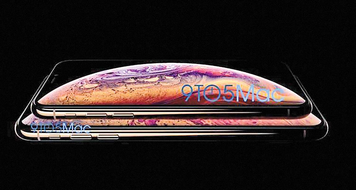 نخستین تصویر از  iPhone XS