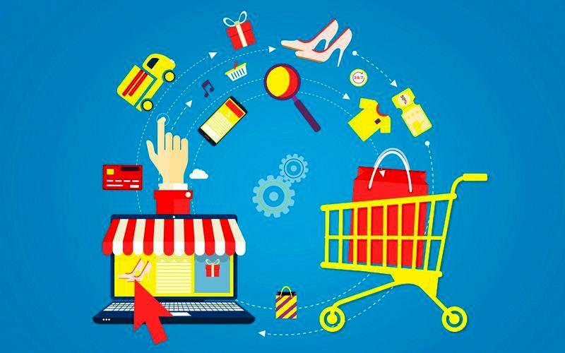 تأثیر خرید آنلاین بر اقتصاد ایران