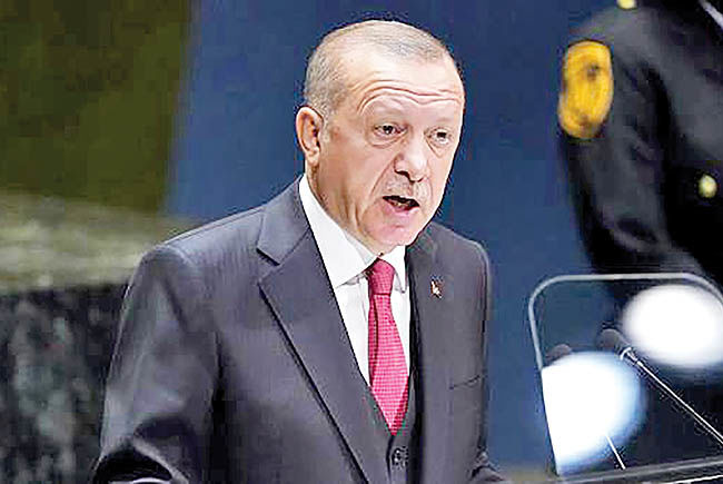 اردوغان خواهان کاهش بیشتر نرخ بهره در ترکیه