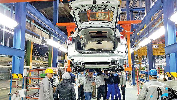 رونمایی از دارایی خودروسازان