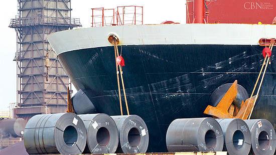 مانع ارزی برای صادرات فولاد