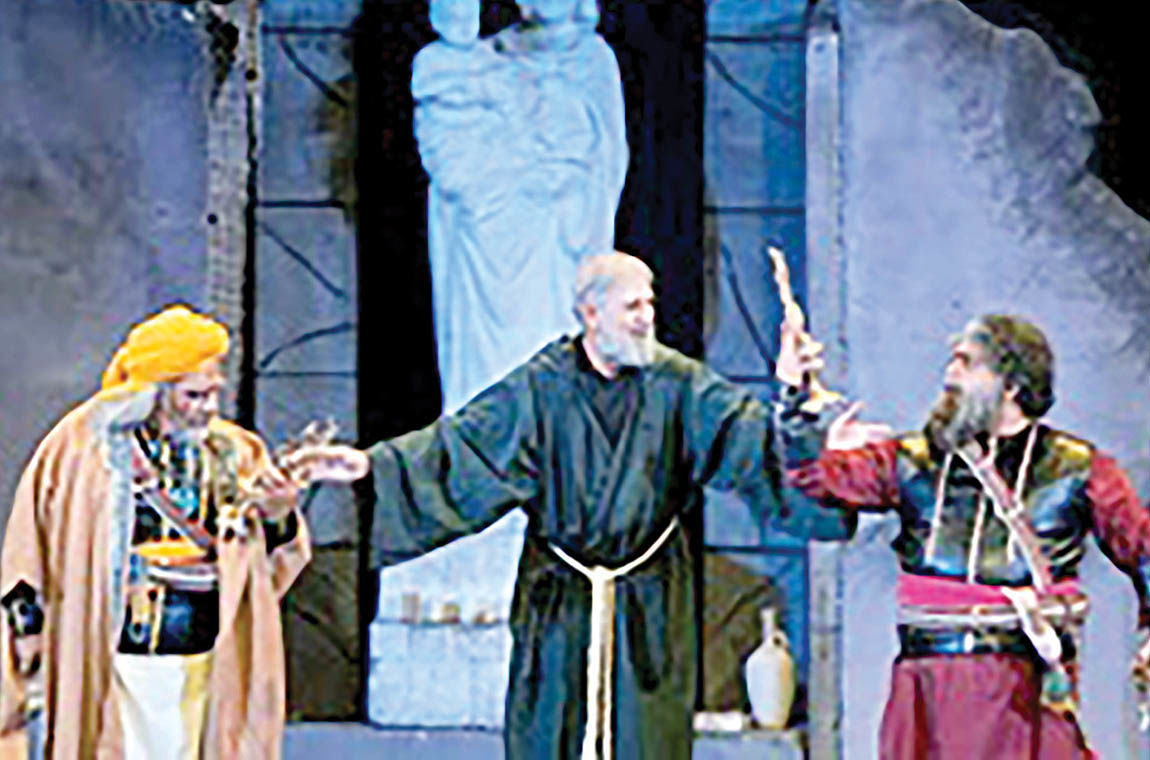 اجرای پرتکرارترین نمایش ایران در تالار وحدت