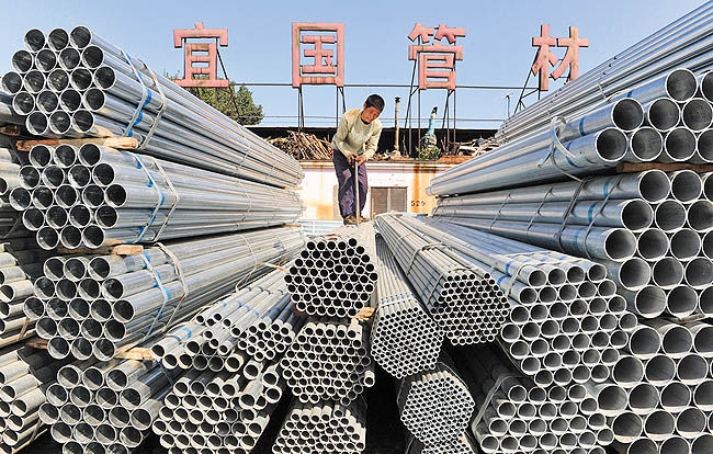 بازار جهانی فولاد در فاز عدم خرید