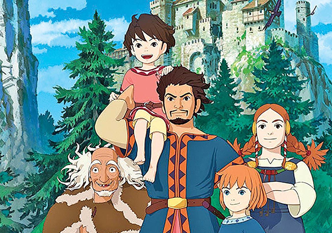 آغاز انیمیشن «راهزنان قلعه جنگلی» در شبکه نهال