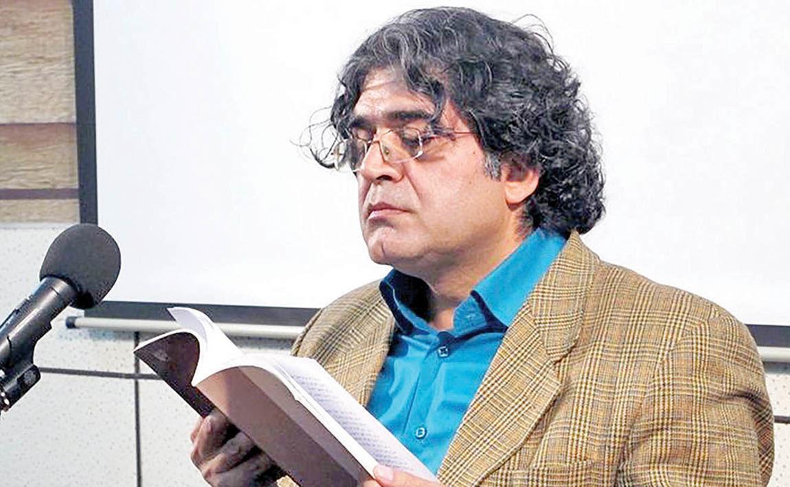 دیدار با علی عبداللهی در کتابفروشی نشر مرکز