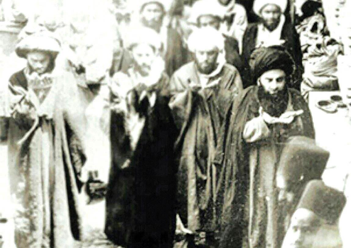 جنبش مشروطیت در فارس و لارستان