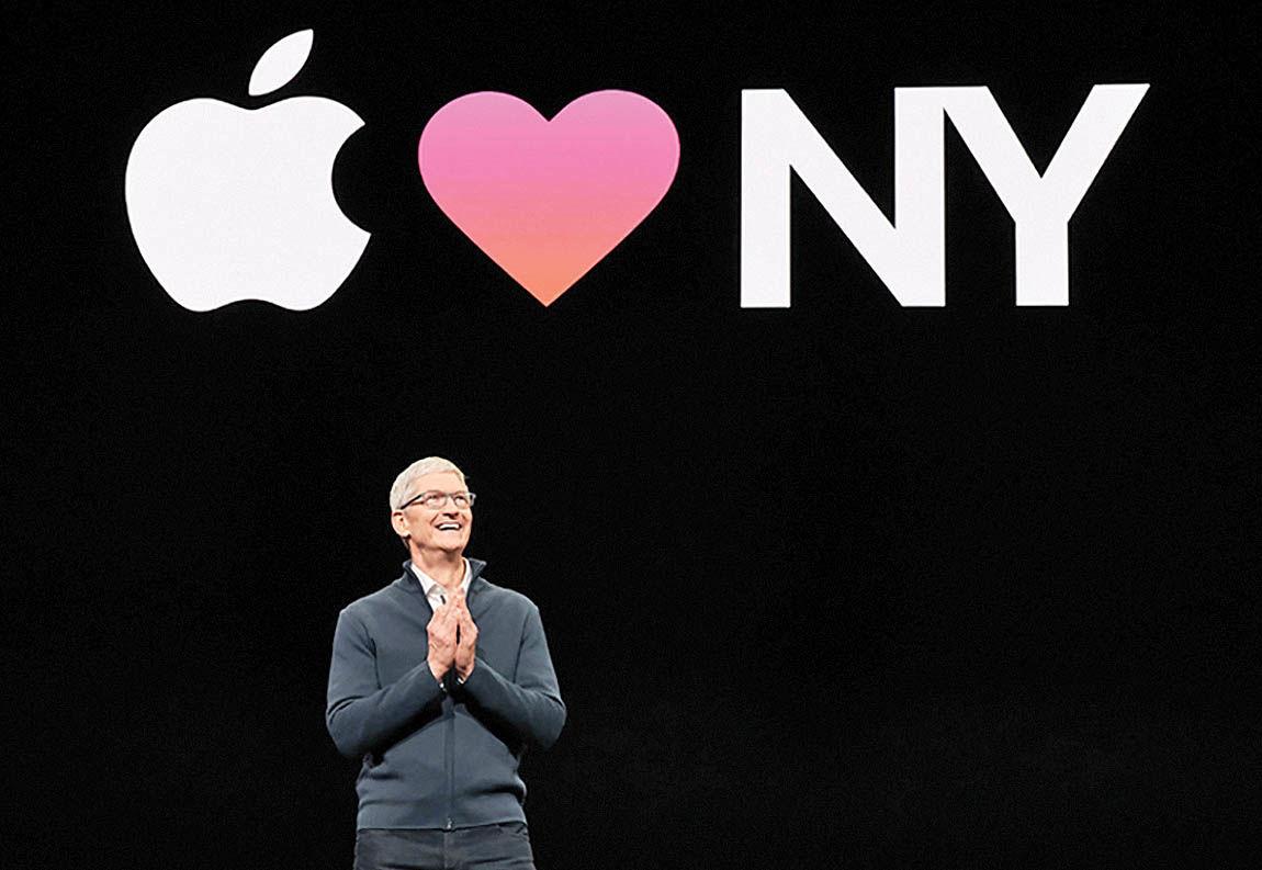 تکمیل سبد محصولات اپل در سال 2018