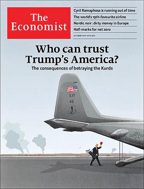 چه کسی میتواند به آمریکای ترامپ اعتماد کند؟