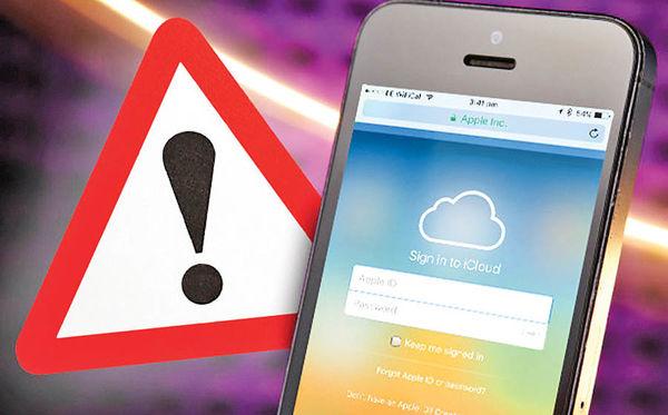 آیفونها ۱۸ برابر بیشتر در معرض حملات اینترنتی هستند