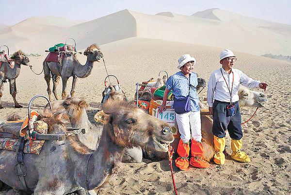 فرصت ویزای مشترک برای گردشگری راه ابریشم