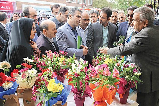 درآمد 5 میلیون دلاری گلخانههای تهران از محل صادرات