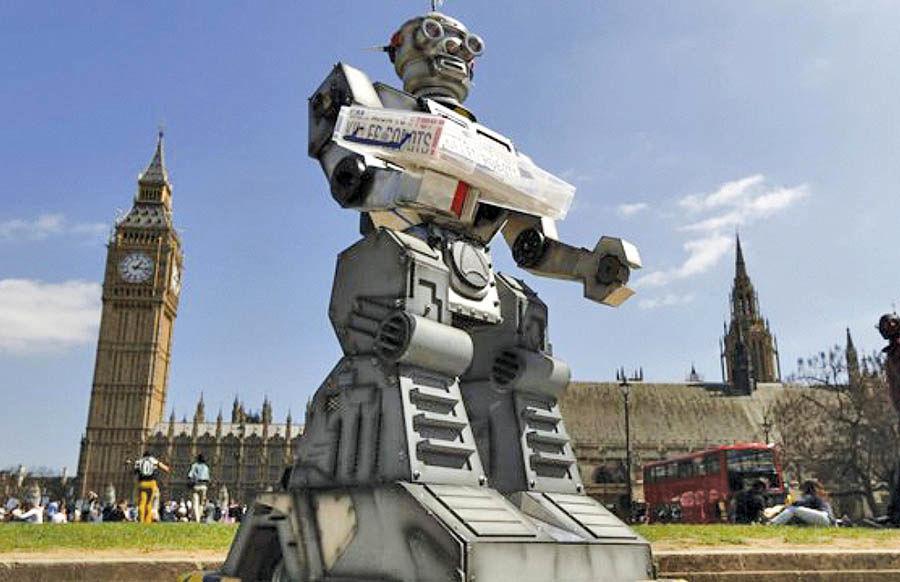 اجلاس جهانی درباره روباتهای قاتل