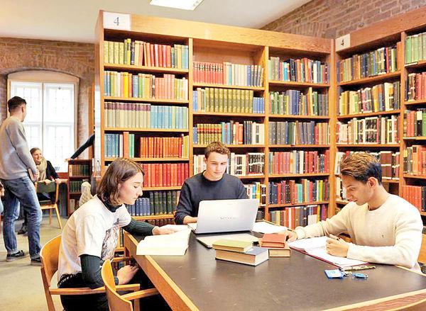 راههای تشخیص کتابخانهروها از افراد متظاهر