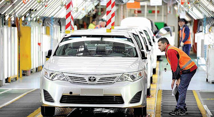درخواست افزایش دستمزد اتحادیهها در ژاپن