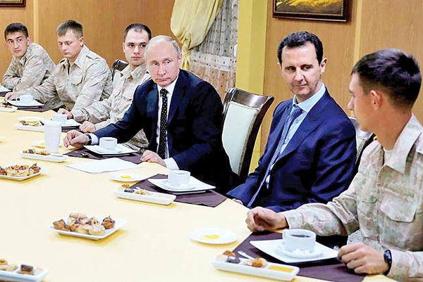 برنده بحران خاورمیانه