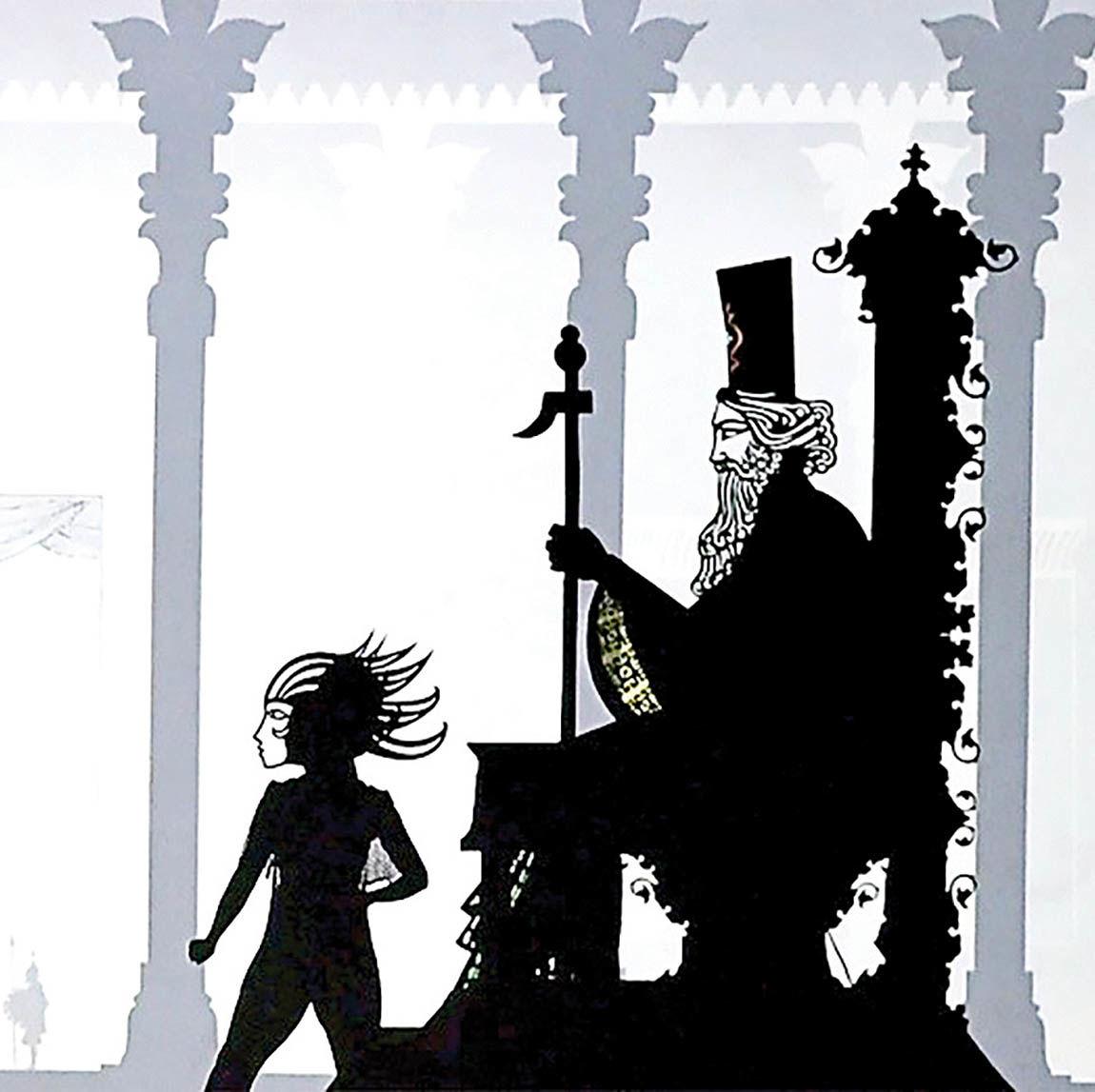 نمایش سایهبازی شاهنامه در فرانسه