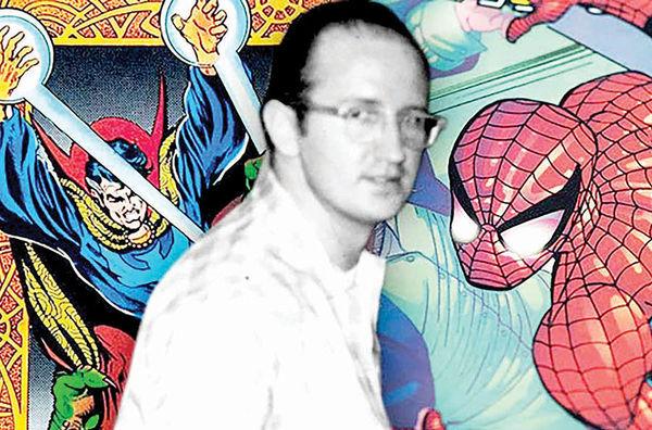 درگذشت خالق مرد عنکبوتی در 90سالگی