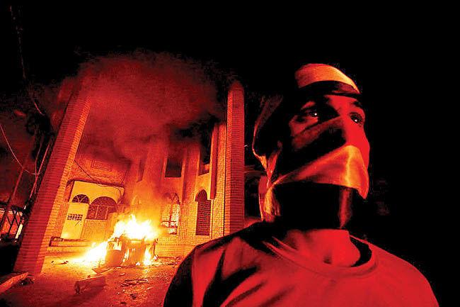 پیدا و پنهان فتنه در بصره عراق