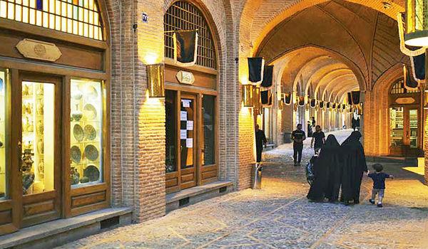 سعدالسلطنه؛ مرکز خریدی پر از اصالت ایرانی