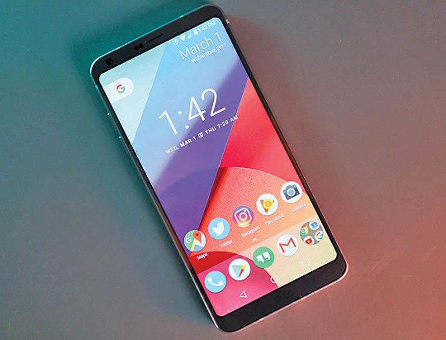 آپدیت اندروید 8 برای LG G6 تا فوریه 2018 منتشر میشود