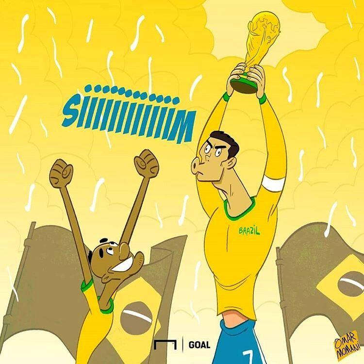 برزیل رویایی را ببینید!