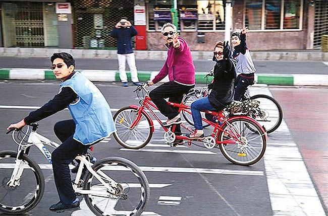 پلان ورود «دوچرخه» به معابر پایتخت