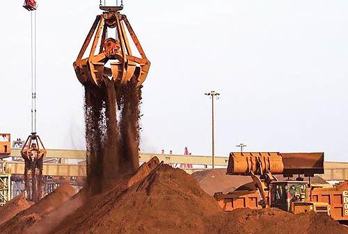 مسیر میانبر تامین مواد اولیه فولاد