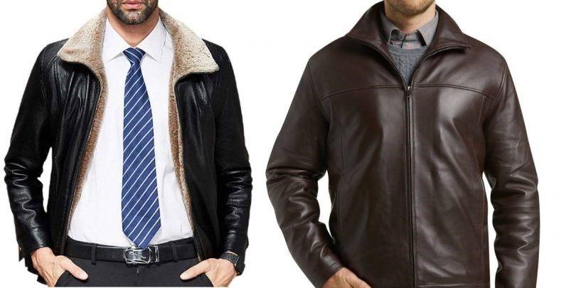 انواع مدل لباس چرم زنانه و مردانه