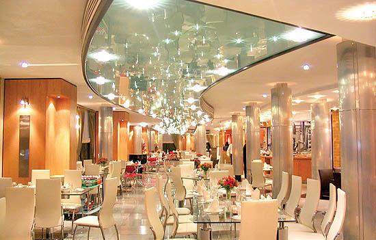 رستورانی برای سور دادن