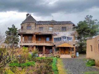 دهکده چوبی زیبای نیشابور