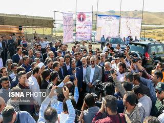 سفر وزیر راه و شهرسازی به سنندج