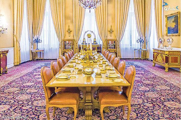 مذاکره «میراث» و «بنیاد» بر سر مالکیت دو کاخ