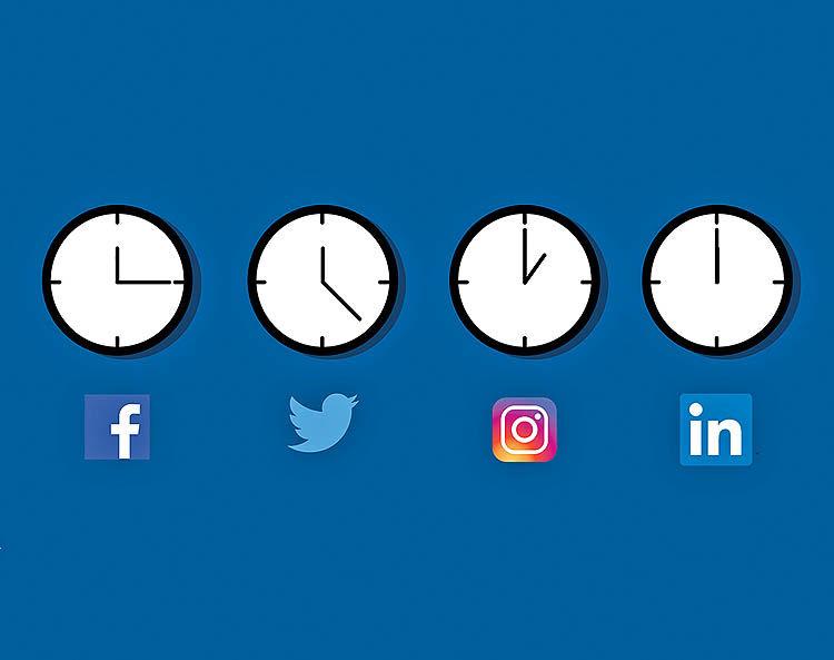 بهترین زمان برای انتشار محتوا در بازاریابی دیجیتال