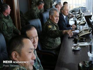 کره شمالی و روسیه