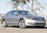 صف خودروهای غیرقابل فروش فولکسواگن