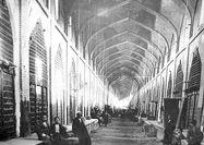 تجارت روسیه و انگلیس با ایران در زمان ناصرالدین شاه
