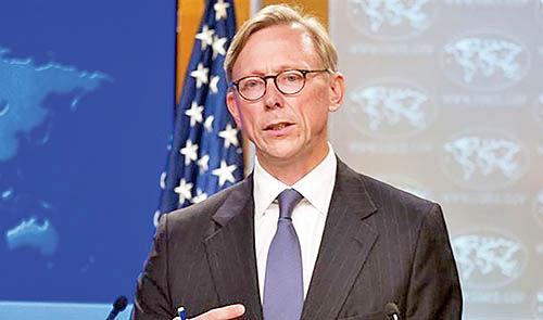 برایان هوک: اختلاف آمریکا و اروپا  بر سر ایران صرفا تاکتیکی است