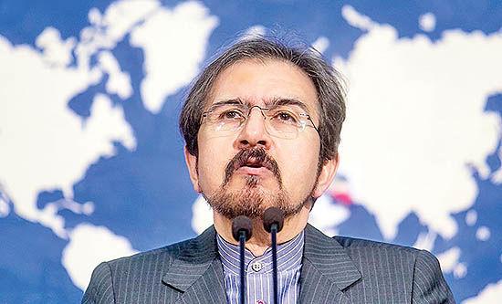 واکنش ایران به بیانیه مداخلهجویانه آمریکا