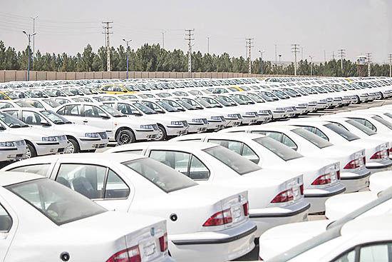 ریزش قیمتی در بازار خودرو